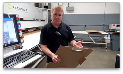 Right-sized Packaging Meets Digital Printing Logistics at Graphic Tech