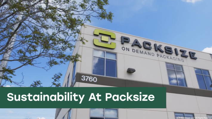 Life at Packsize – Sustainability