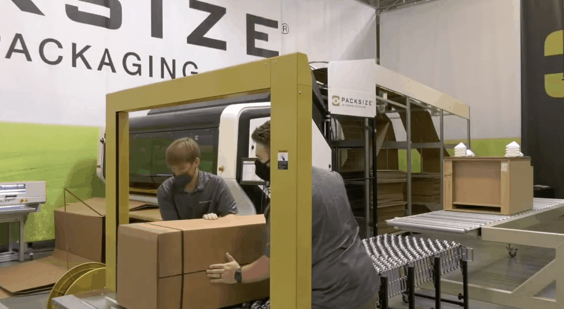 IWF 2020: Right-sizing Your Packaging and Processes for All Woodworking