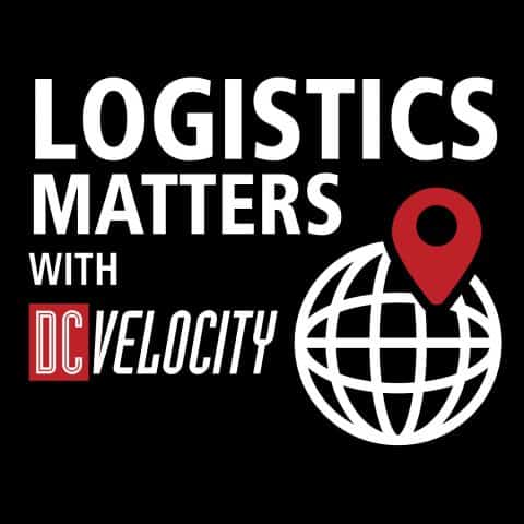 DC Velocity: Logistics Matters Podcast with Hanko Kiessner